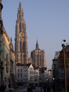 03 Antwerp cathedral