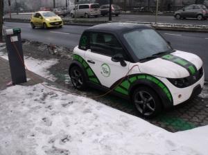 17 Electric car